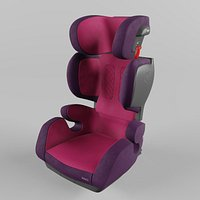 Recaro MAKO Children Car Seat Core Power Berry