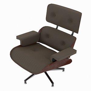 eames lounge classic chair 3D model