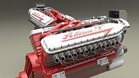 allison v12 airplane boat engine