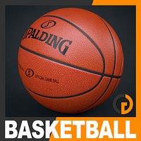 Spalding Official Basketball Game Ball