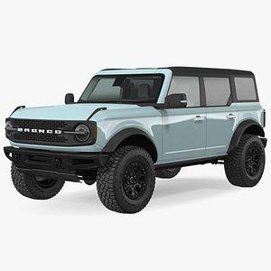 Ford Bronco 2021 Four Door 4x4 model