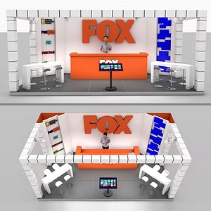 stand exhibition model