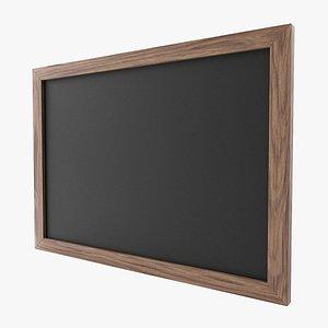 Chalkboard 05 3D